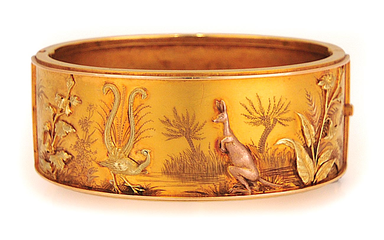 Mary Titchener Antique Jewels